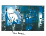 Simon Fisher Becker (Dr Who & Harry Potter) - Genuine Signed Autograph 8269